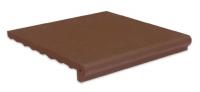 Gạch bậc thềm màu Chocolate